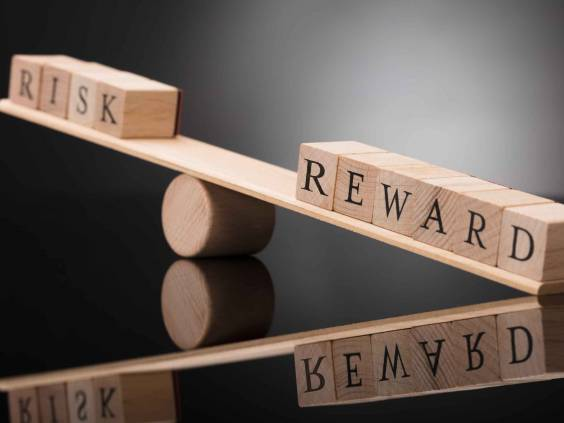 Risk Reward Scale Priority Conceptual Strategic Management