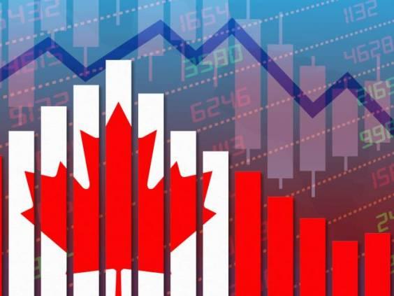 Canada economy graphic